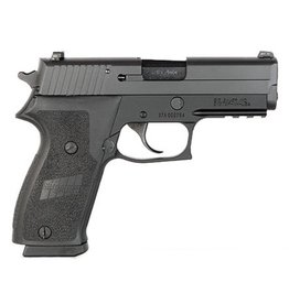 Sig Sauer Sig Sauer P220 Carry 220R345BSSCA, 45 ACP, 3.9 in, Black Polymer Grip, Black Finish, Night Sights, 8 Rd