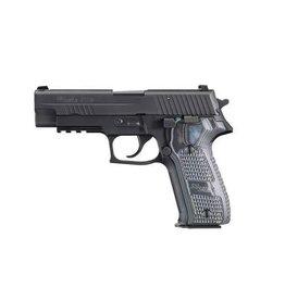 Sig Sauer Sig Sauer P226 Extreme 226R9XTMBLKGRYCA, 9mm, 4.40 in, Gray Grip, Black Finish, Night Sights, CA Compliant