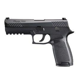 """Sig Sauer Sig Sauer P320 Pistol 320F-9-B, 9MM, 4.7"""", Black Frame, Black Slide, 17Rd"""