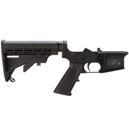 Smith & Wesson Smith & Wesson 812002 Complete M&P 15 Lower w/Standard Trigger Group & Collapsible Stock