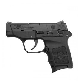 Smith & Wesson Smith & Wesson Bodyguard Pistol 109381, 380 ACP, 2.75 in, Black Synthetic Grip, Black Melonite Finish, 6 Rd