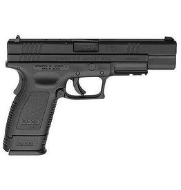 """Springfield Springfield XD-45 Package XD9658SP06 Compact, 45 ACP, 5"""", Polymer Grip, Black Finish, Night Sights, 10 Rd"""