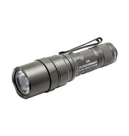 SureFire E1L-A, E1L Outdoorsman, Dual-Output LED - Black
