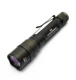 SureFire E2L-A, E2L Outdoorsman, Dual-Output LED - Black