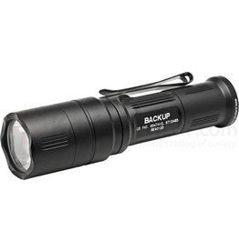 SureFire EB1C-A-BK Backup LED, Click Switch, 22MM, Black