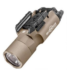 SureFire X300 Ultra, 500 Lumen, LED Handgun / Long Gun WeaponLight, Tan
