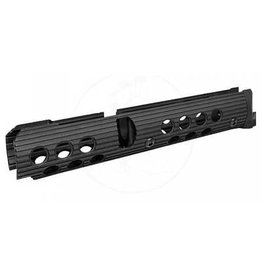Troy AK47 Rail, Short Bottom - Black