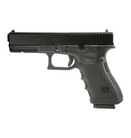 Glock Glock 17 (BLUE LABEL) Pistol PI1750212, 9 MM, 4.49 in, Fixed Sights, 17 Rd