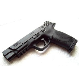 "Smith & Wesson Smith & Wesson M&P 40L (LEO ONLY) Pistol, 40 S&W, 5"", Polymer Grip, Black Finish, Std Sights"