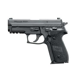 Sig Sauer Sig Sauer P229  229R9BSSCA, 9MM, 3.9 in, Night Sights, Black Finish, 10 Rd