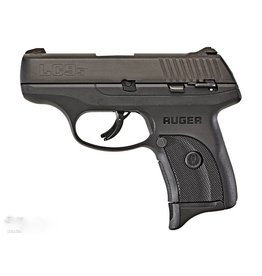Ruger LC9S Striker Fire Pistol 3235, 9mm, 3.12 in, Black, High Performance, Integral Grip, Blue Finish, Thumb Safety, 7 Rd