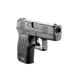 "Diamondback DB9SSB Semi-Auto Pistol, 9 MM, 2.8"", Stainless Steel Black Diamond Slide, Black Frame, 6 Rd"