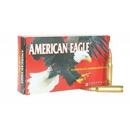 Federal Ammunition A76251M1A , 7.62mm NATO, 168 GR OTM, 20 Rd/bx