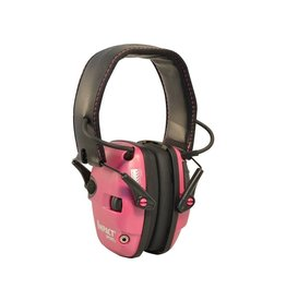 Howard Leight Shooting Sports Earmuffs Pink R-02523, Electronic, Impact Sport