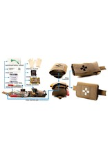 Blue Force Helium Whisper, Multicam Trauma Kit Now!, Filled, Version 003 (Micro), Multicam