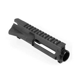 LBE LBE Unlimited, M4 Stripped Upper Receiver, Fits AR15, Black Finish