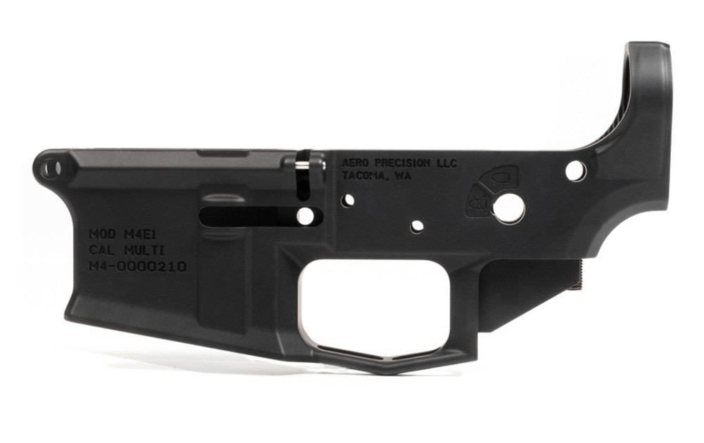 Aero Precision Aero Precision M4E1  Standard - Anodized Black