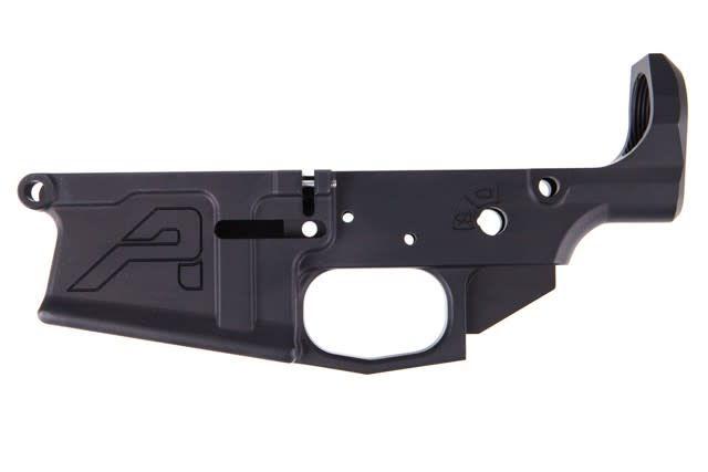 Aero Precision Aero Precision M5 (.308) Stripped Lower Receiver, Standard - Anodized Black