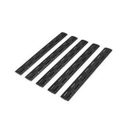 Bravo Company BCM Gunfighter MLok Rail Panels - Black
