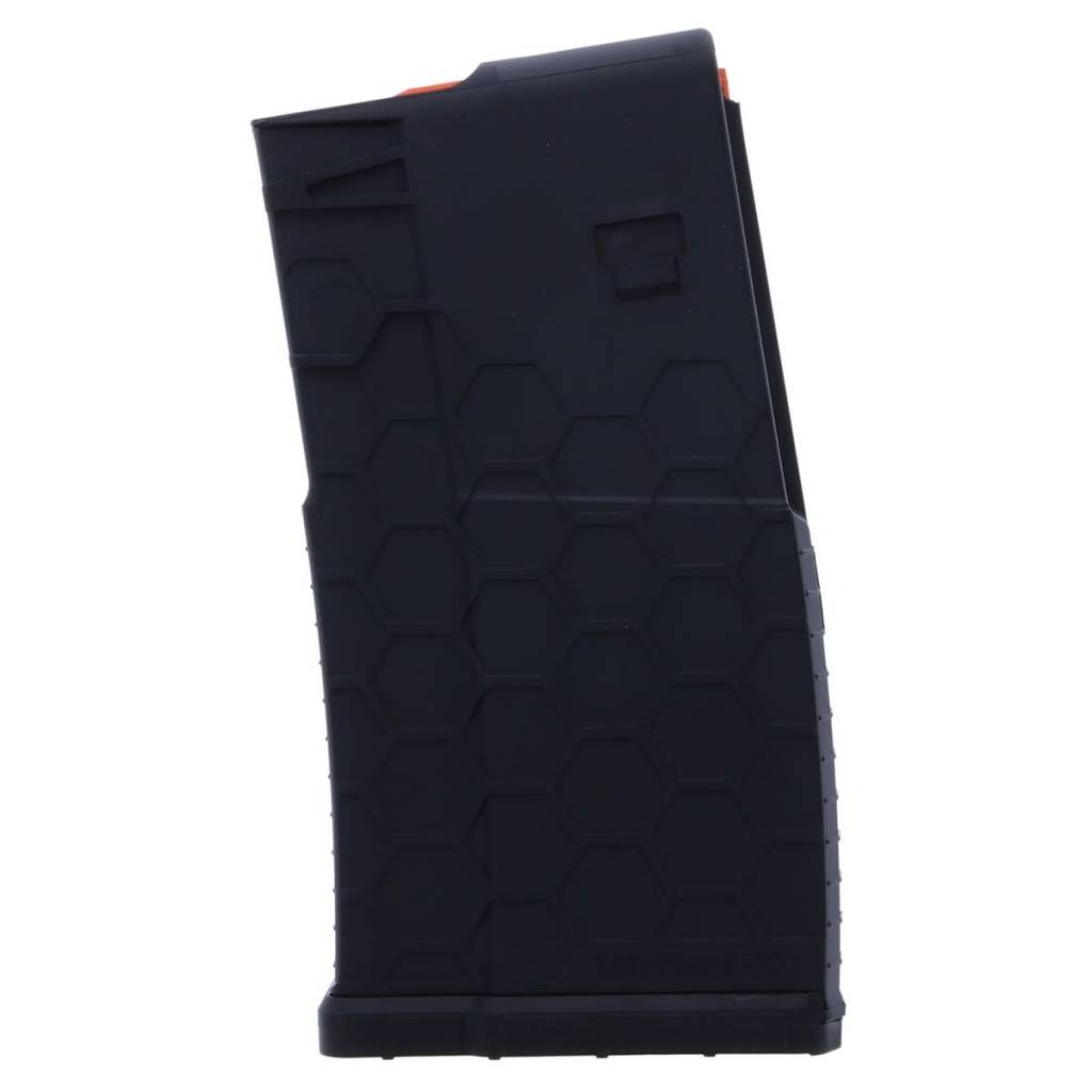 hexmag 308 sr25 10 round magazine black sacramento black rifle
