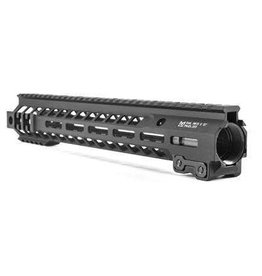 "Geissele Automatics, MK13, Super Modular Rail, 13"", MLOK, Includes Gas Block, Black Finish"