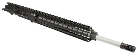 """Aero Precision Aero Precision APAR308534P2 M5E1 308 Winchester/7.62 NATO 18"""" Chrome Moly Steel Stainless Steel Black Hard Coat Anodized Brl Finish"""