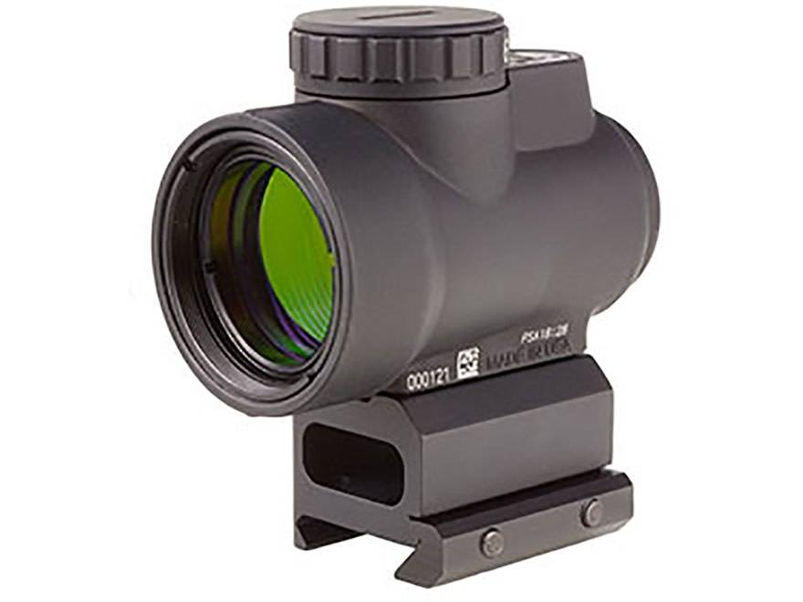 Trijicon MRO, 1x25MM Adjustable 2.0 MOA W/ Full Co-Witness Mount