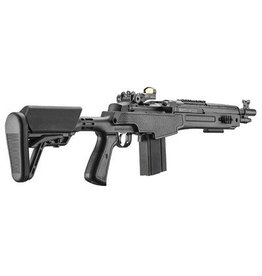 "Springfield Springfield, M1A SOCOM, Semi-automatic, 308 Win, 16.25"" Carbon Steel Barrel with 1:11 Twist Rate, CQB Composite Stock with Vortex Venom Sight, 10Rd"