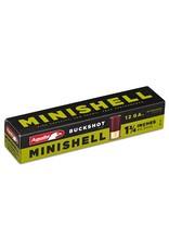 Aguila Ammunition, Minishell, 12GA175, Buckshot, 20 Round Box