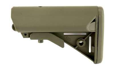 B5 Systems E SOPMOD Stock, Mil-Spec - OD Green
