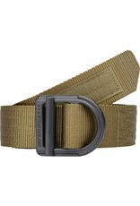 "5.11 Tactical Trainer 1 1/2"" Belt, Green - S"