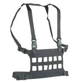Blue Force Micro RACK Chest Rig - Wolf Grey