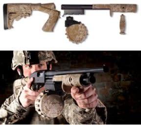 "Adaptive Tactical Mossberg 500 Sidewinder Venom Conversion Kit, Digital Camo, 12 ga, 2 3/4"", 10rd"