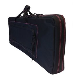 "DDT DDT 36"" Double Rifle Case - Black/Pink"