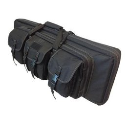 "DDT DDT 36"" Double Rifle Case - Gun Metal"