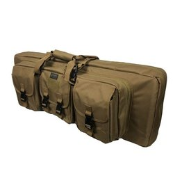 "DDT DDT 36"" Double Rifle Case - Tan"