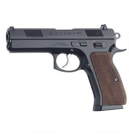 "CZ 97B Semi-Auto Pistol 01401, .45ACP, 4.8"", Black Frame, Black Slide, 10 Rd"