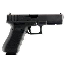 Glock Glock 22 RTF2 Pistol, 40 S&W, 4.49 in, Black Frame, Black Slide, Rough Textured Frame, Fixed Sights, 10 Rd