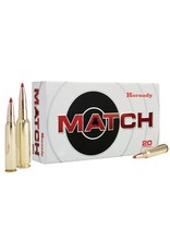 Hornady 81500 Match 6.5 Creedmoor 140 GR ELD-Match 20 Bx/ 10 Cs