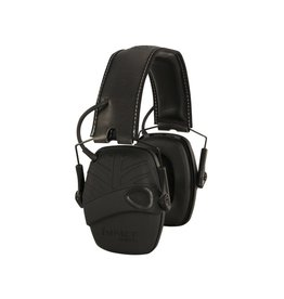 Howard Leight Shooting Sports Earmuffs , Electronic, Impact Sport, Black