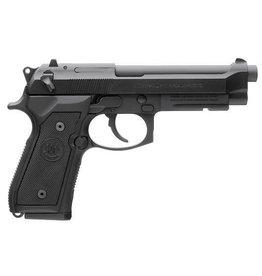 """Beretta M9A1 Semi-Auto Pistol JS92M9A1, 9 MM, 4.9"""", Black Plastic Grip, Matte Black Finish, 10 Rd"""