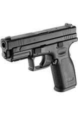 "Springfield Springfield XD-9 Essentials Package, 4"", XD9101, 9 MM, Checkered Polymer Grip, Black Slide/Black Frame, 10 Rd"