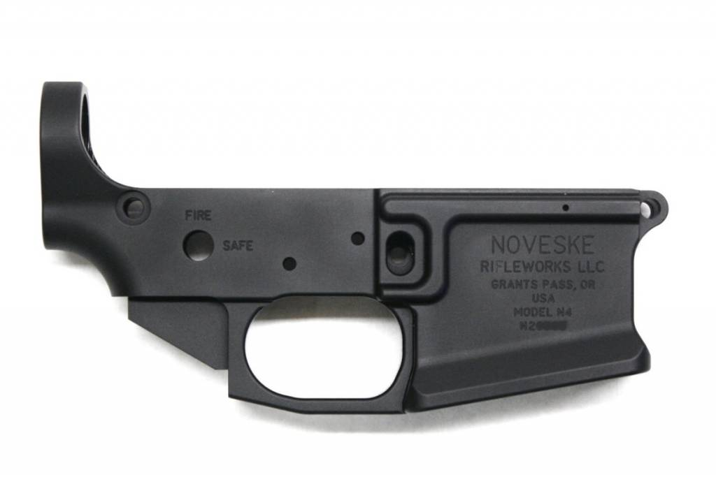 Noveske, Gen 3, N4 AR15 Lower Receiver