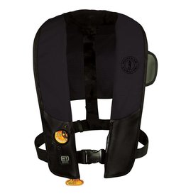 Mustang Survival MD3183 LE HIT Inflatable PFD - BLACK