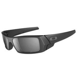 Oakley GasCan - Matte Black W/ Black Iridium Polarized Lens