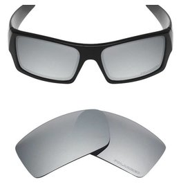 Oakley GasCan Repl Lens Kit Grey Polarized