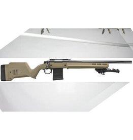 "Remington, 700 Magpul Enhanced Bolt Action Rifle, 6.5 Creedmoor, 20"" Fluted and Threaded Barrel, 10 Round Detachable Magazine, Tactical Bolt Knob, Flat Dark Earth Finish"