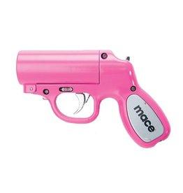 Mace 80404 Pepper Gun Contains 7 One-Second Bursts 28 gr 25 Feet Pink