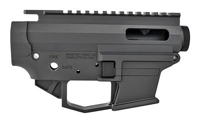Angstadt Arms, 1045 Lower/Upper Receiver Set, Semi-automatic, Black Finish, Accepts Glock Style Magazines in 45 ACP & 10MM