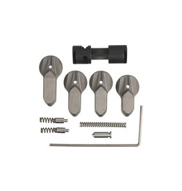 Radian Radian Weapons, Talon Ambidextrous Safety Selector, Flat Dark Earth, 2 Lever Kit